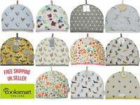 COOKSMART INSULATED COSY 100% COTTON TEA POT TEAPOT COVER  NOVELTY KITCHEN COVER