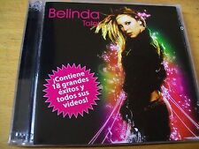 BELINDA  TOTAL  CD+ DVD  LATIN