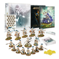Lumineth Realm-Lords Launch Set - Warhammer Age of Sigmar Box Set - Brand New!