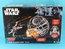 Air Hogs Star Wars X-Wing vs Death Star Remote Control Rebel Assault RC Drones