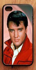 Nueva Funda de teléfono de Elvis Presley se adapta iPhone 4 4S 5 5S 5C 6 Gratis P&P