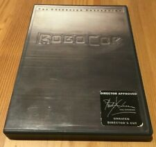 Robocop (1987) Criterion Collection Unrated Director's Cut DVD OOP (Region 1)