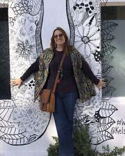 Vtg 60s 70s Specialty House Fashions Brocade Tapestry Boho Gypset Baroque Cape