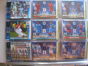 14/15 UEFA Champions league Complete set 360 PANINI Adrenalyn Cards 2014 / 2015