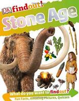 Stone Age (DKfindout!) by DK, NEW Book, FREE & Fast Delivery, (Flexibound)