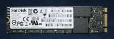 HP SANDISK SSD X110 2280 128GB SOLID STATE DRIVE SD6SN1M-128G-1006 725333-001