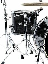 "Crush Drums Sublime Maple E3 18"" Floor Tom/Black Multi Sparkle/# 610/New"