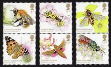 2020 BRILLIANT BUGS Stamp Set of Six Mint