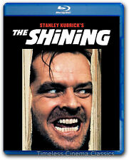 The Shining Blu-ray New Jack Nicholson Shelley Duvall