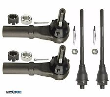 For Inner & Outer Tie Rod Ends For Silverado Sierra 2500 HD 2500 3500 3500HD H2
