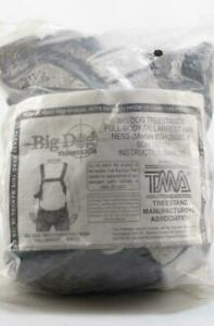 Big Dog Treestands Full-Body Fall Arrest Harness .New..Open Package