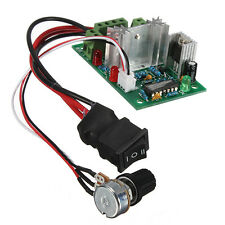 PWM DC Motor Speed Switch Controller Control Reversible Regulator