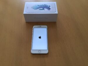 Apple iPhone 6s Plus - 32GB - Silver (Unlocked) A1687 (CDMA + GSM)
