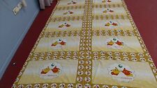 CLEARANCE $1.80/m x 10m cotton poly Pokemon panel printed fabric, 1.50 Width
