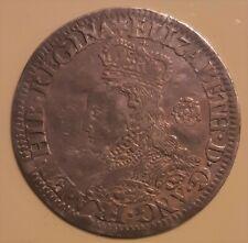 More details for elizabeth i milled sixpence, 1564