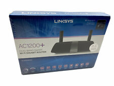 Linksys - AC1200 Dual-Band WiFi 5 Router - Black