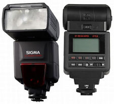 Sigma EF-610 DG Super Shoe Mount Flash