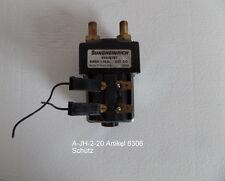 Schütz Gabelstapler Jungheinrich EKS 110 Z Sach-Nr.: 50438767 SW 200 N -469