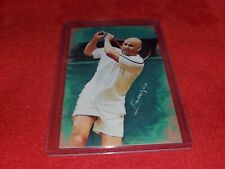 ANDRE AGASSI SKETCH CARD  #2 CARD  SIGNED BY ARTIST  #`d 25/25