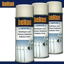 Kwasny Belton special 3 x 400 ml Heizkörper-Lack  Cremeweiß