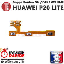 Nappe bouton ON OFF HUAWEI P20 LITE power button volume up down flex ribbon