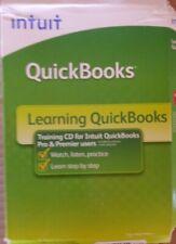 Intuit Quickbooks: Learning Quickbooks