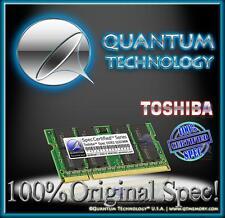 4GB DDR3 RAM MEMORY FOR TOSHIBA QOSMIO F755-3D350 X300-02K X305-Q701 X305-Q705