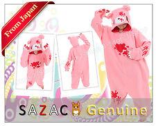 The Original Sazac Onesie Pink Gloomy Bear Kigurumi Cosplay Costume Party Pajama