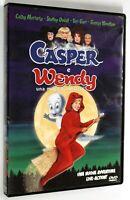 DVD CASPER E WENDY UNA MAGICA AMICIZIA 20th Century Fox 1998 Commedia H. Duff