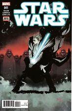 STAR WARS #41 Marvel Comics 1ST PRINT COVER A