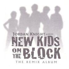 Jordan Knight Performs New Kids on the Block - The Remix Album. CD BRAND NEW