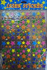 Star Sticker Sheets (200 Stickers) - Prefect for Schools and Reward Charts