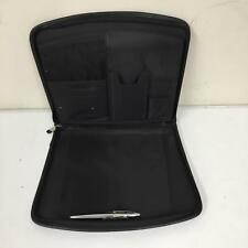 Sesac Fly In Nab Radio Group Executive Black Travel Size Briefcase