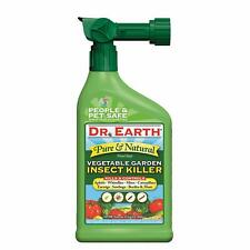 Dr. Earth Organic All Natural Vegetable Garden Insect Killer Concentrate 32 oz.