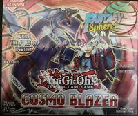 Cosmo Blazer 1st Edition Booster Box English Yu-gi-oh! - Brand New Sealed