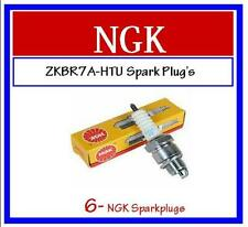 BMW 330 3.0 NGK Spark Plugs x6 BMW NGK ZKBR7A-HTU - 6 PLUGS