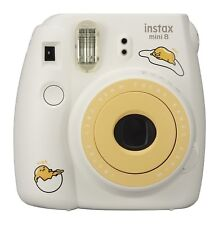 Gudetama FUJIFILM Instant Camera Cheki instax mini 8 SANRIO w/ Tracking NEW