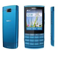 Blue Original Nokia X3-02 3G WCDMA Unlocked Cellphone Bar 5MP Bluetooth