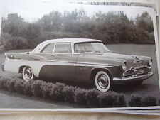 1956 DESOTO FIREFLITE 2DR HARDTOP   11 X 17  PHOTO   PICTURE