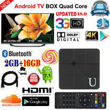 Android 7.1 Smart TV Box 2+16GB KD18.0 Octa Core WIFI Bluetooth Media Player