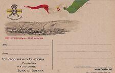 # FRANCHIGIA - 18° FANTERIA 11° BATTAGLIONE (pag. 142 Cerruti - Colla)