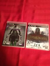 Darksiders II & Lord Of The Rings War In The North- Ps3 L@@K