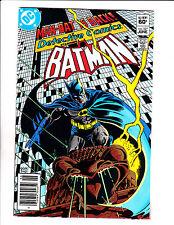 Detective Comics No 527 1983 Man-Bat Is Back!