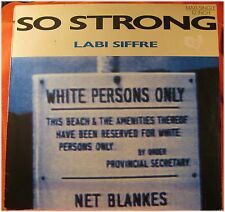 "Labi Siffre, So Strong, VG/VG, Maxi Single 12"" (2011)"