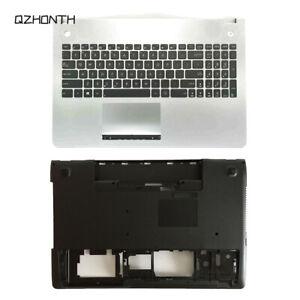 ASUS N56V N56VV N56VB N56VZ N56VJ Palmrest with Keyboard + Bottom Case