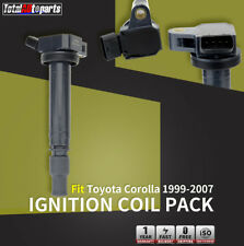 Ignition Coil for Toyota Corolla ZZE123R Celica ZZT231R 199-2007 4Cyl 1.8L