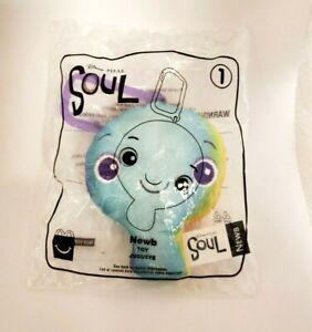 McDonalds Toy Disney Pixar Soul Newb #1 Blue Rainbow 2020