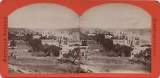 Abdullah Frères Turquie Turkey Constantinople Istanbul Stereo Vintage ca 1865