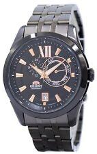 Oriente deportivo automático día y fecha ET0X001B reloj de hombres