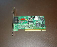 56K Modem Card  Working - Brand: Generic - Made in Taiwan -  RJ11 Connet